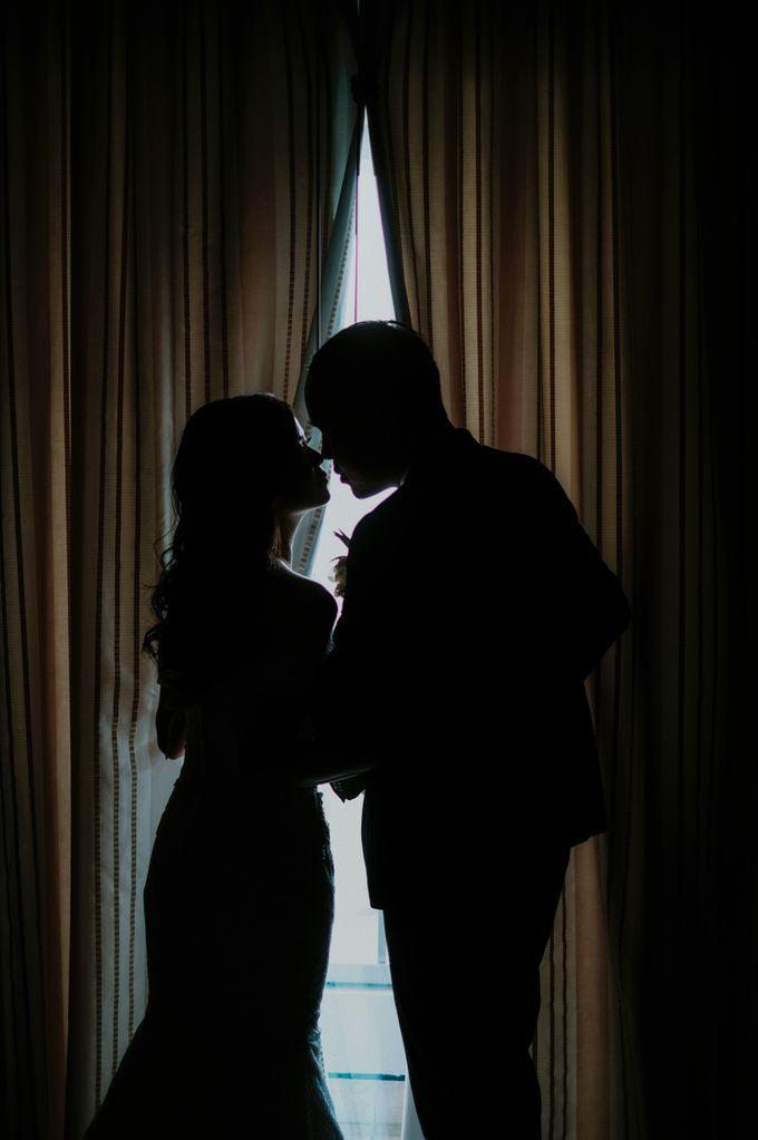 Melisa & Chris by Double Happiness Wedding Organizer - 005