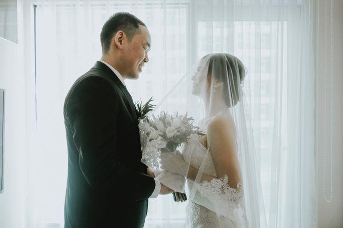 Melisa & Chris by Double Happiness Wedding Organizer - 006