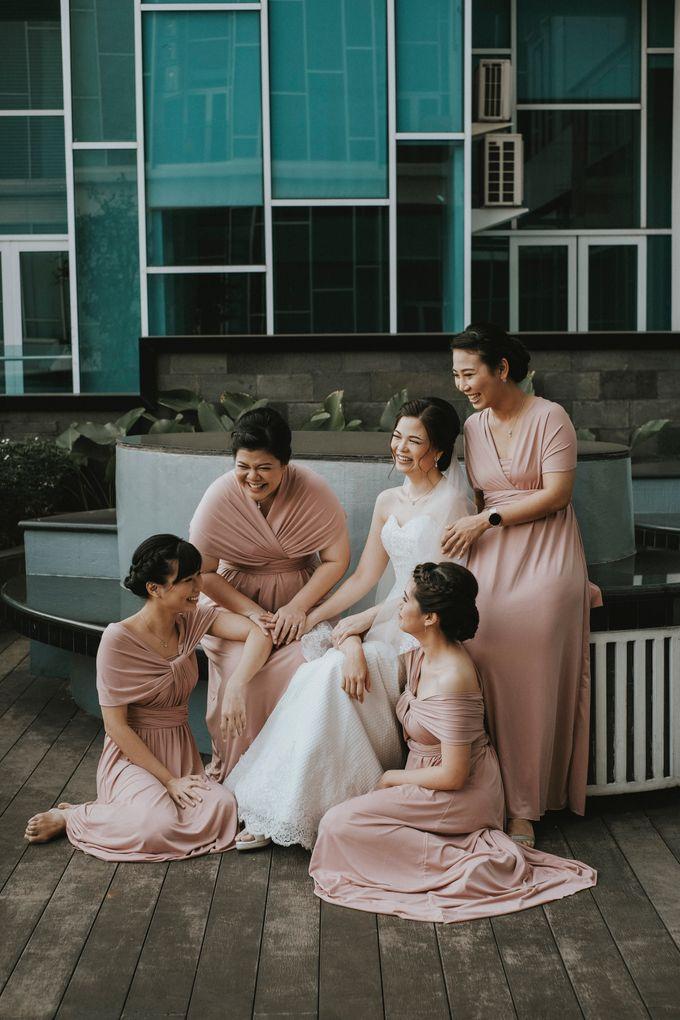 Wedding Organizer for Chris & Melissa by Double Happiness Wedding Organizer - 007