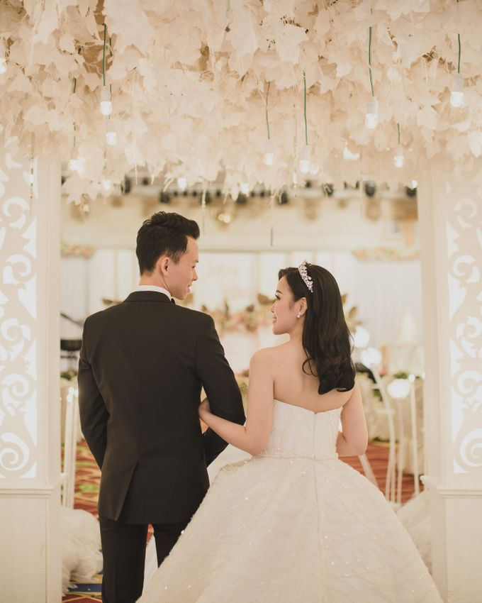 THE WEDDING OF JEFFREY AND STEFFANIE by ODDY PRANATHA - 013