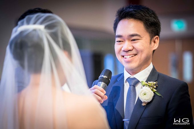 Wedding of Ray & Mireille by WG Photography - 017