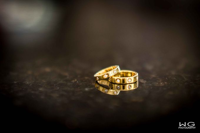Wedding of Ray & Mireille by WG Photography - 002