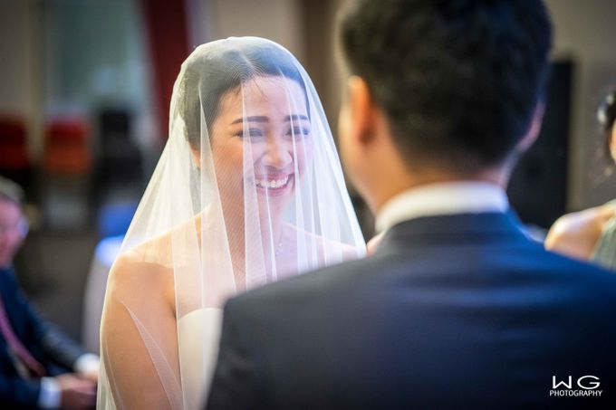 Wedding of Ray & Mireille by WG Photography - 018