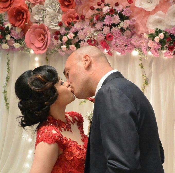 Bruseghin & Cecilia Wedding by STIVEN PATRAS - 002