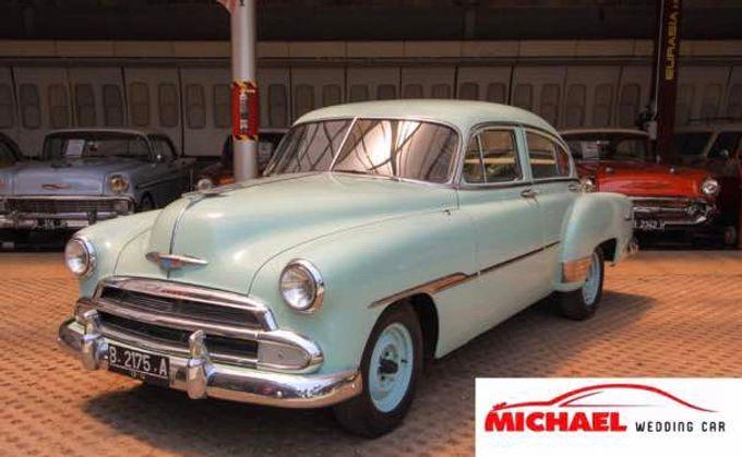 Classic Wedding Car by Michael Wedding Car - 009