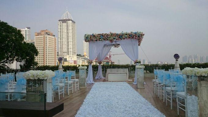 Wedding of Marshal & Maya by Sparkling Organizer - 001