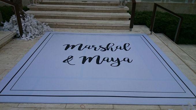 Wedding of Marshal & Maya by Sparkling Organizer - 002