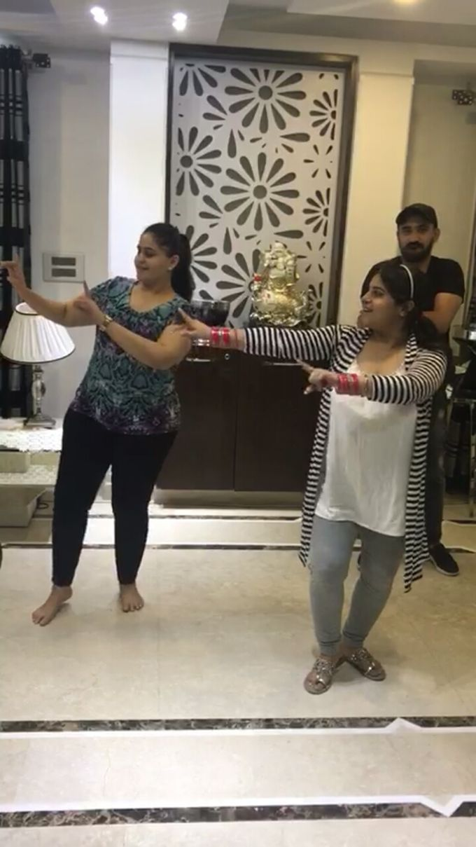 Wedding / Sangeet Choreography by Grooves & Moves With Sonam Khurana - 015