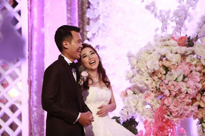 Felix & Intan by All Occasions Wedding Planner - 007