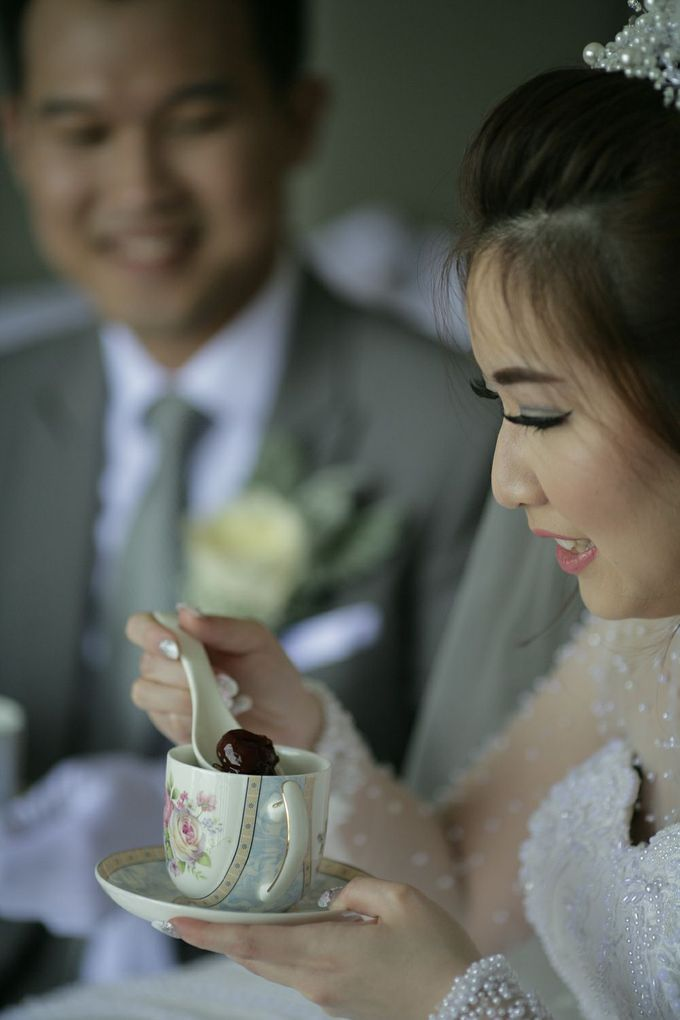 Felix & Intan by All Occasions Wedding Planner - 008