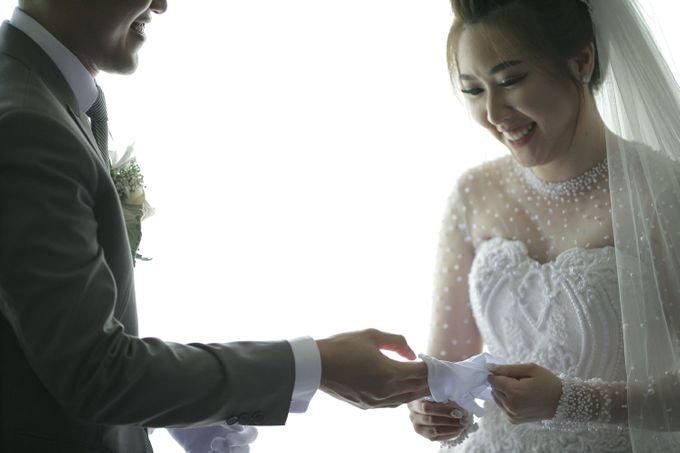 Felix & Intan by All Occasions Wedding Planner - 001