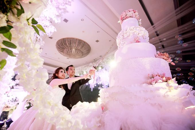 Felix & Intan by All Occasions Wedding Planner - 021