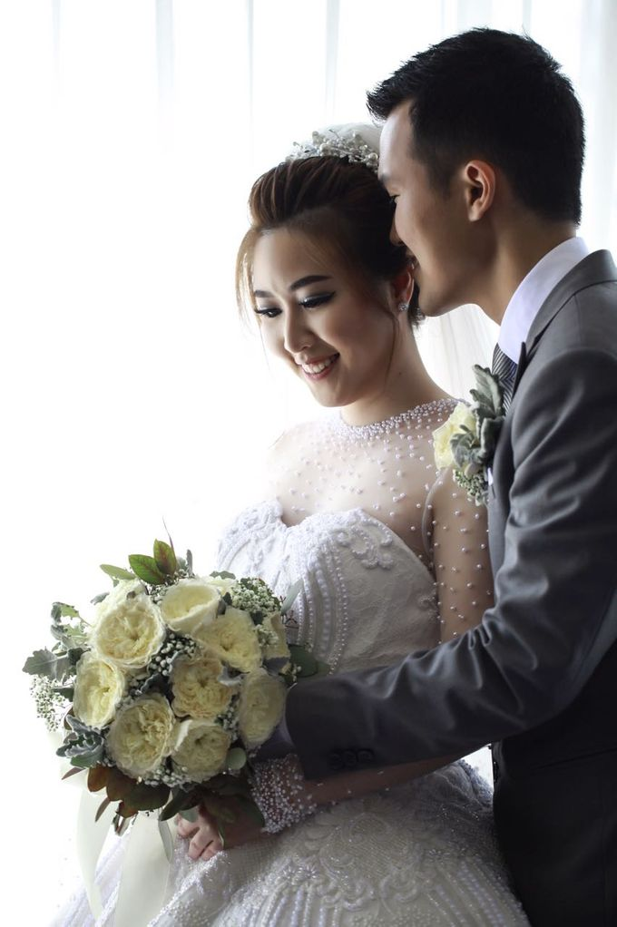 Felix & Intan by All Occasions Wedding Planner - 025