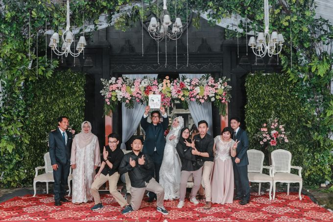 Yosep & Asih Wedding by CARI WEDDING ORGANIZER - 004