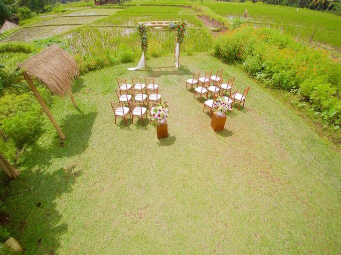 Lush Garden Wedding by Visesa Ubud - 001