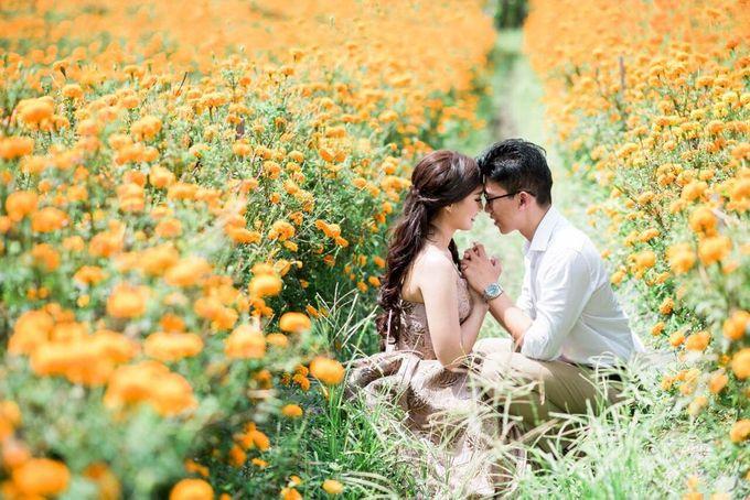 The Wedding Of Adri & Karin by FIVE Seasons WO - 004