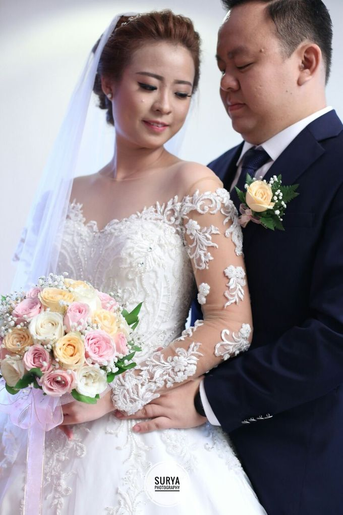 Wedding Day of Jingga & Natalia by Edelweis Organizer - 005