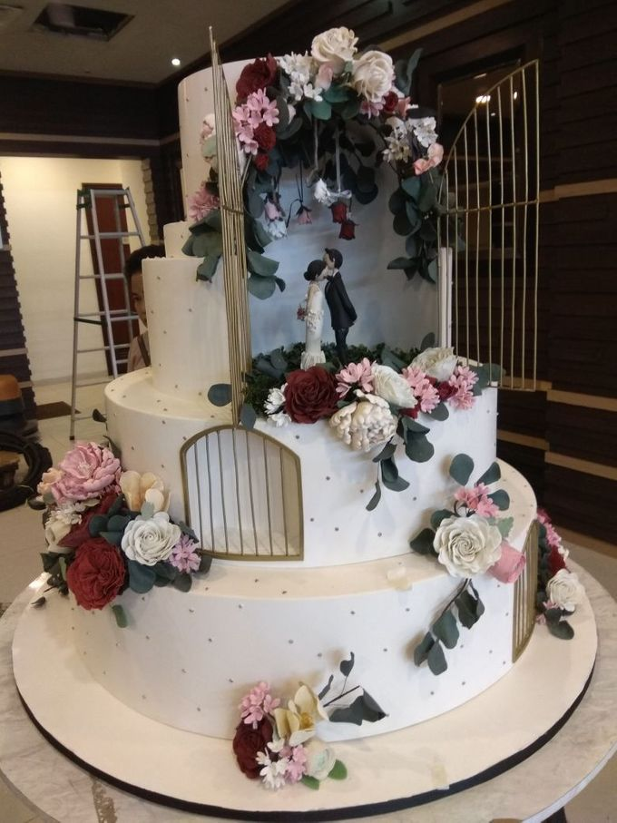 The Wedding Of Adri & Karin by FIVE Seasons WO - 002