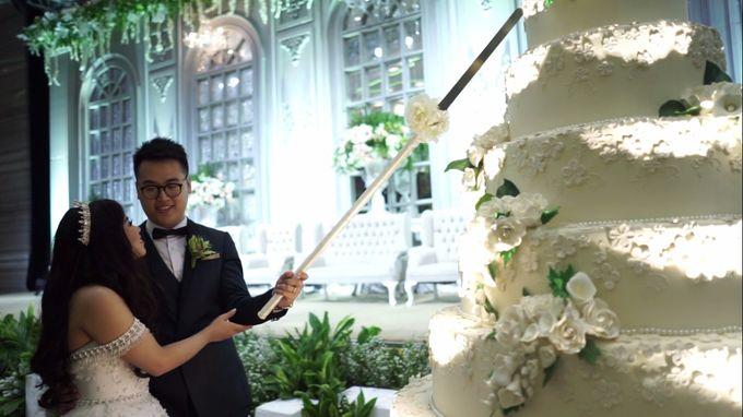 Wedding Day of Alfred & Rita by Edelweis Organizer - 005