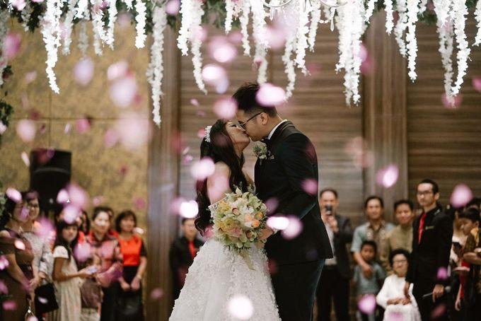 Wedding Day of Alfred & Rita by Edelweis Organizer - 002