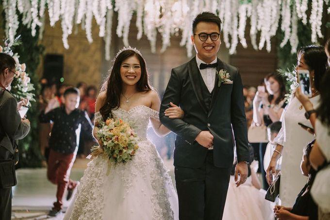 Wedding Day of Alfred & Rita by Edelweis Organizer - 004