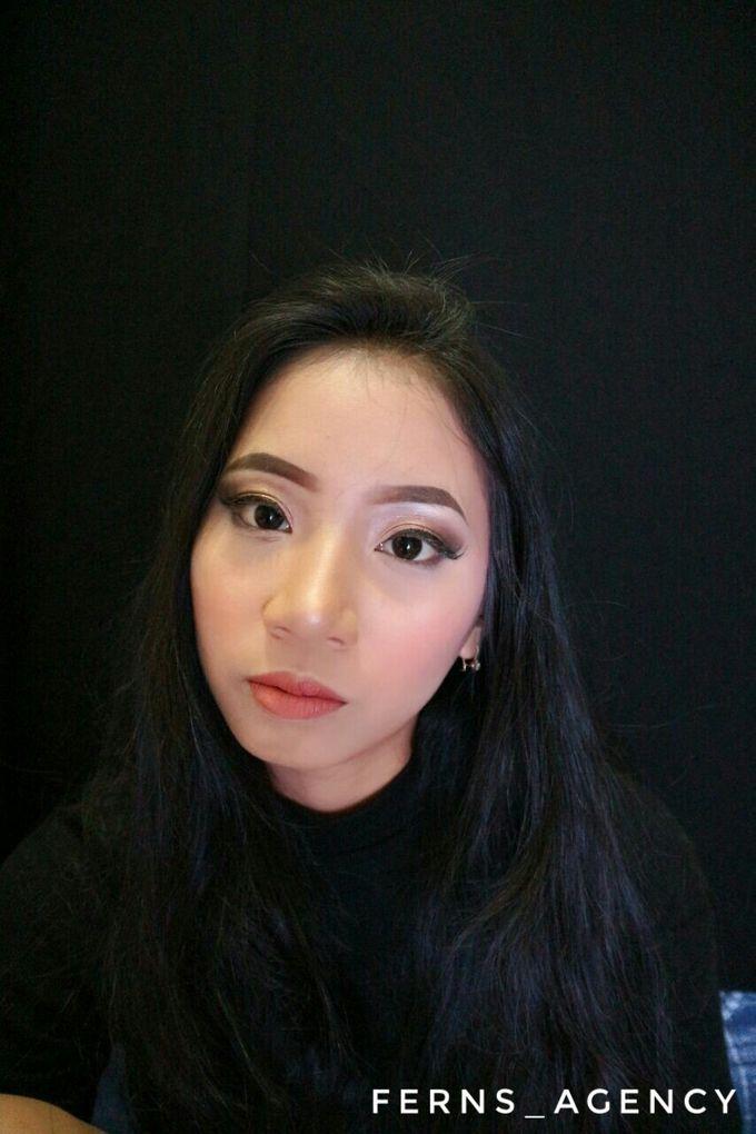 Makeup Artist Party for Brigita Oliviansyah by Ferns Agency - 005