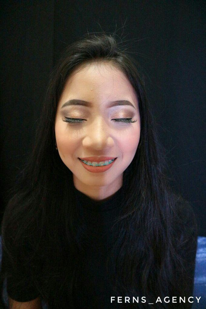 Makeup Artist Party for Brigita Oliviansyah by Ferns Agency - 004