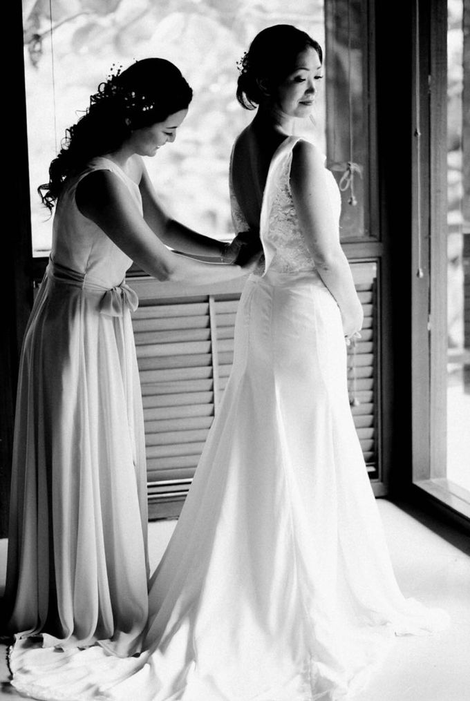 Kimiko Wedding by Nicolas Laville Couture - 005