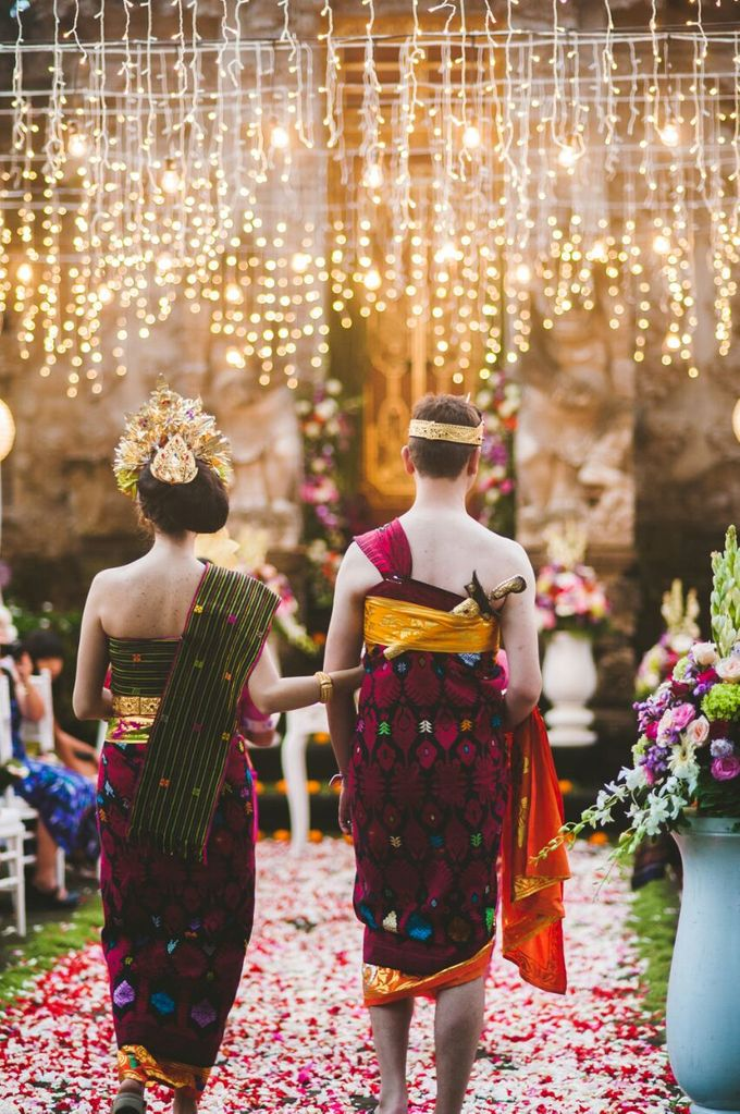 THE ROYAL WEDDING by Visesa Ubud - 004
