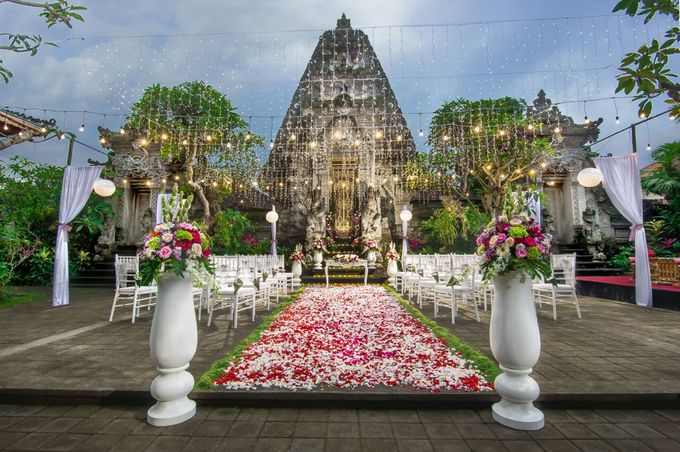 THE ROYAL WEDDING by Visesa Ubud - 005