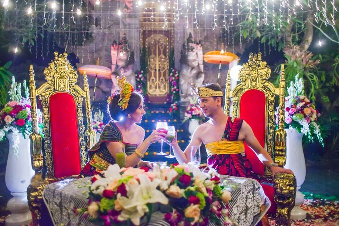 THE ROYAL WEDDING by Visesa Ubud - 006