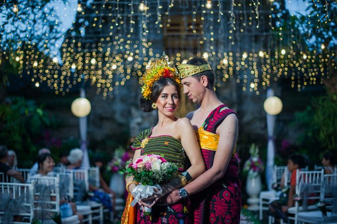 THE ROYAL WEDDING by Visesa Ubud - 001