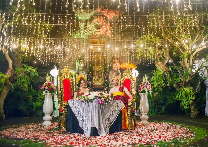 THE ROYAL WEDDING by Visesa Ubud - 007