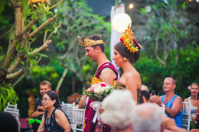 THE ROYAL WEDDING by Visesa Ubud - 002