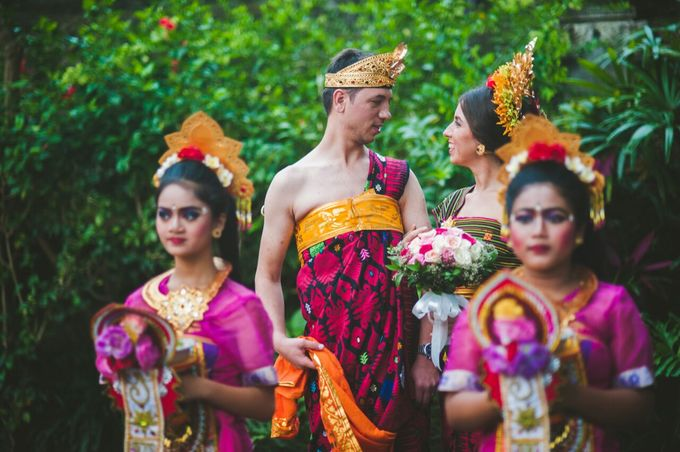 THE ROYAL WEDDING by Visesa Ubud - 003