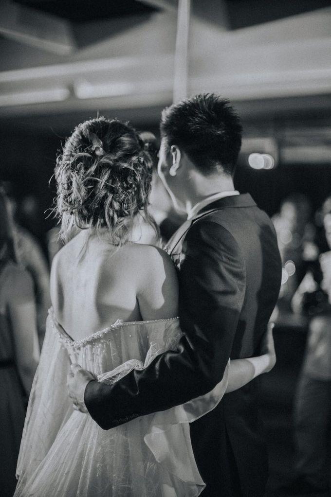 Wedding Day of Willy & Alviana by Edelweis Organizer - 004