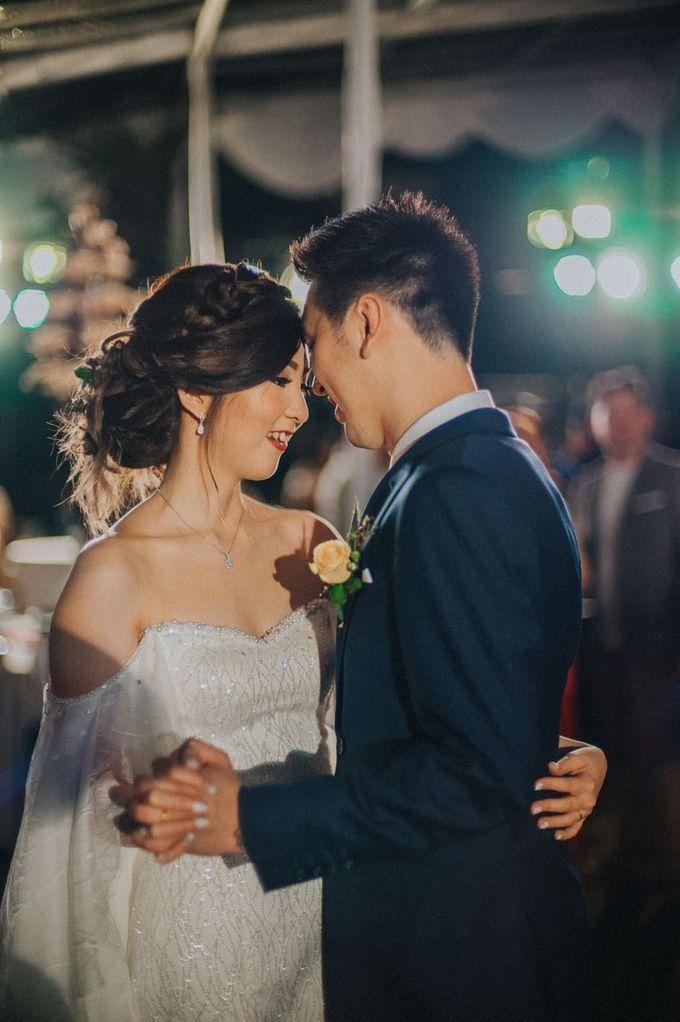 Wedding Day of Willy & Alviana by Edelweis Organizer - 011
