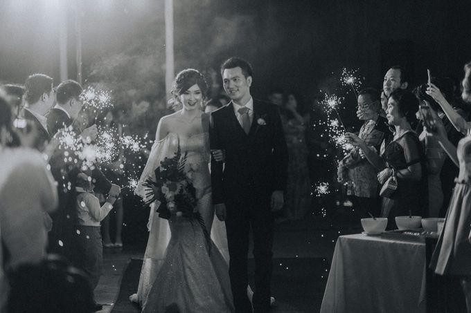 Wedding Day of Willy & Alviana by Edelweis Organizer - 001