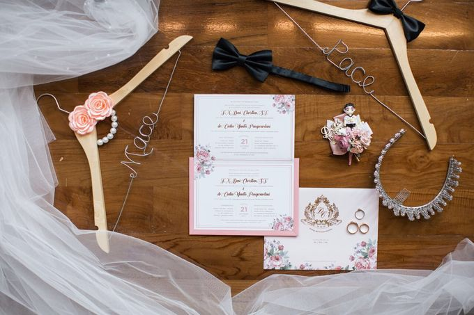 The Wedding Of Deni & Cicil 21 OKTOBER 2017 by Royal Kuningan Jakarta - 009