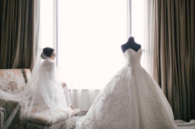 The Wedding Of Deni & Cicil 21 OKTOBER 2017 by Royal Kuningan Jakarta - 006