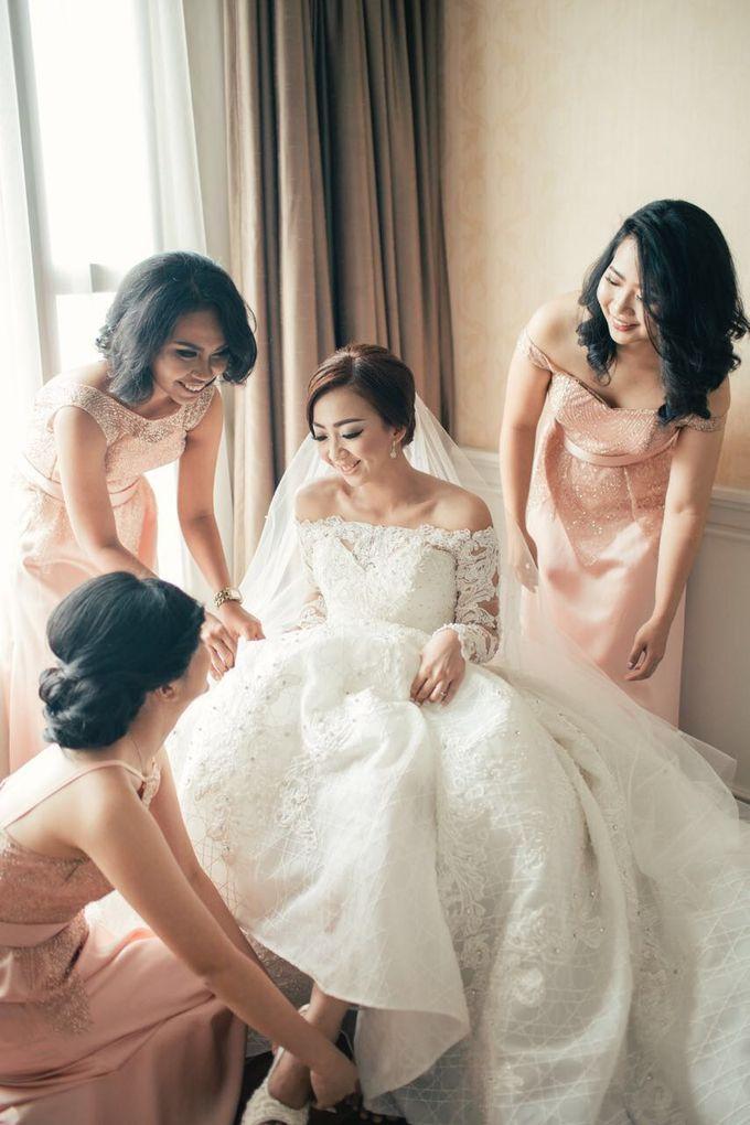 The Wedding Of Deni & Cicil 21 OKTOBER 2017 by Royal Kuningan Jakarta - 003