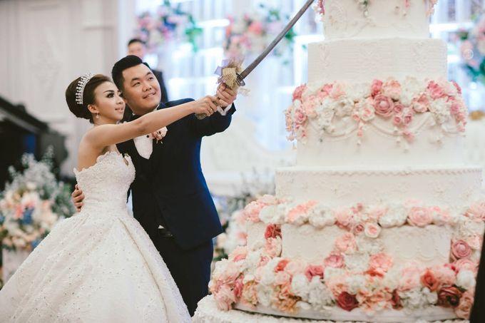The Wedding Of Deni & Cicil 21 OKTOBER 2017 by Royal Kuningan Jakarta - 004