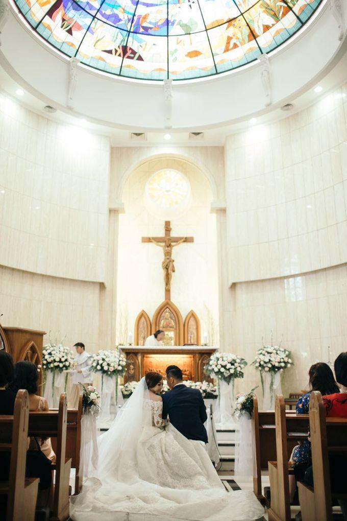 The Wedding Of Deni & Cicil 21 OKTOBER 2017 by Royal Kuningan Jakarta - 005