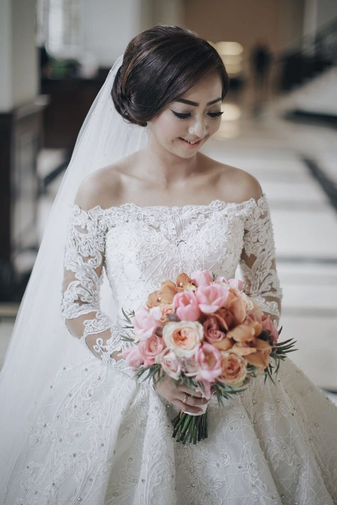 The Wedding Of Deni & Cicil 21 OKTOBER 2017 by Royal Kuningan Jakarta - 014