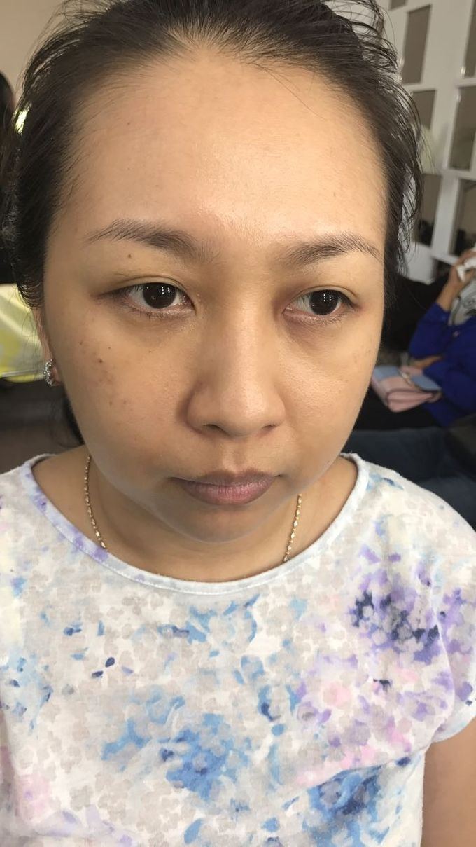 Bridal Makeup Course by Beyond Makeup Indonesia - 005