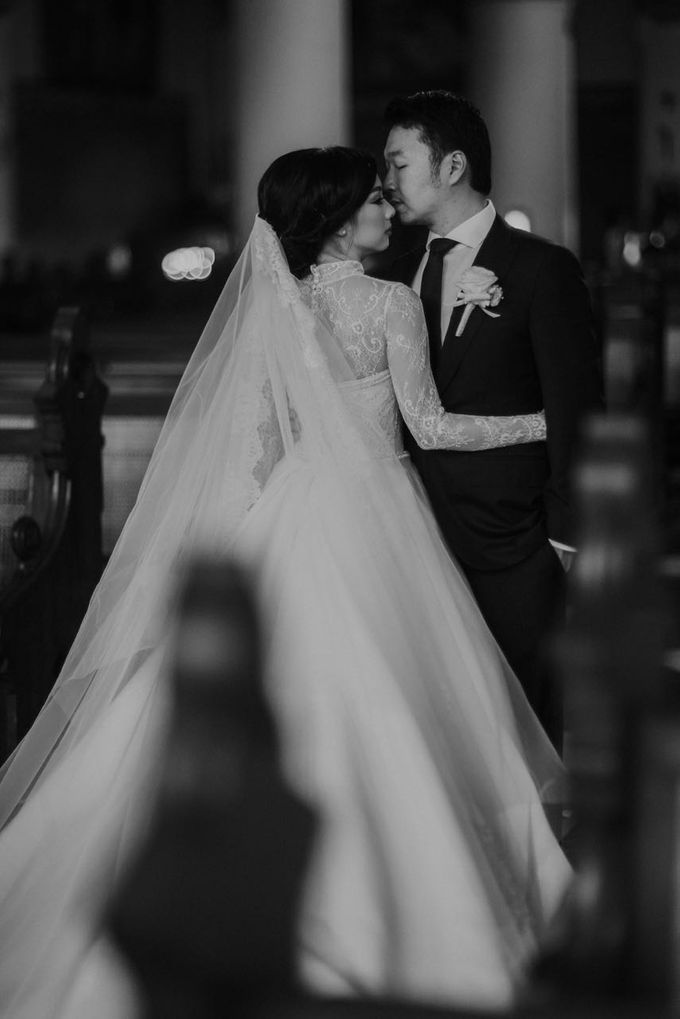 Wedding Day William & Agnes by House of Luxury - 001