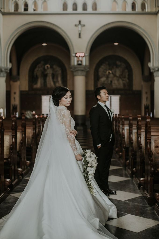 Wedding Day William & Agnes by House of Luxury - 003