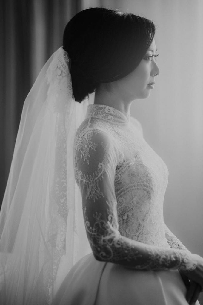 Wedding Day William & Agnes by House of Luxury - 004