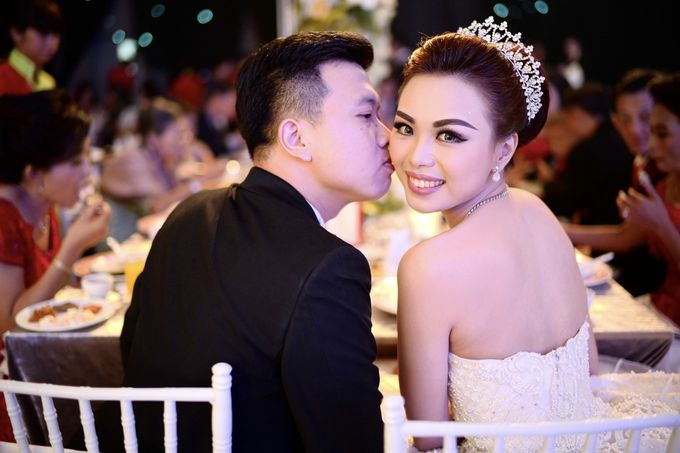 The Wedding Of Okta & Aileen by All Occasions Wedding Planner - 010