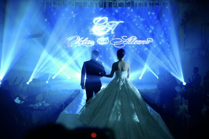 The Wedding Of Okta & Aileen by All Occasions Wedding Planner - 014